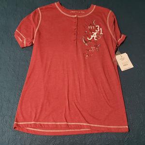Emerson Street clothing medium Alabama t shirt